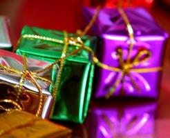 Подарки на Новый год Быка