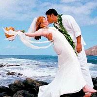 Свадебный гороскоп.  Когда лучше заключать брак?