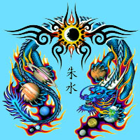 2012 Год Дракона. Зодиакальный гороскоп на 2012 год