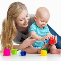 Развивающие игрушки для ребенка до года