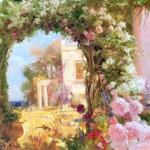 Цветочный фестиваль в Тулузе