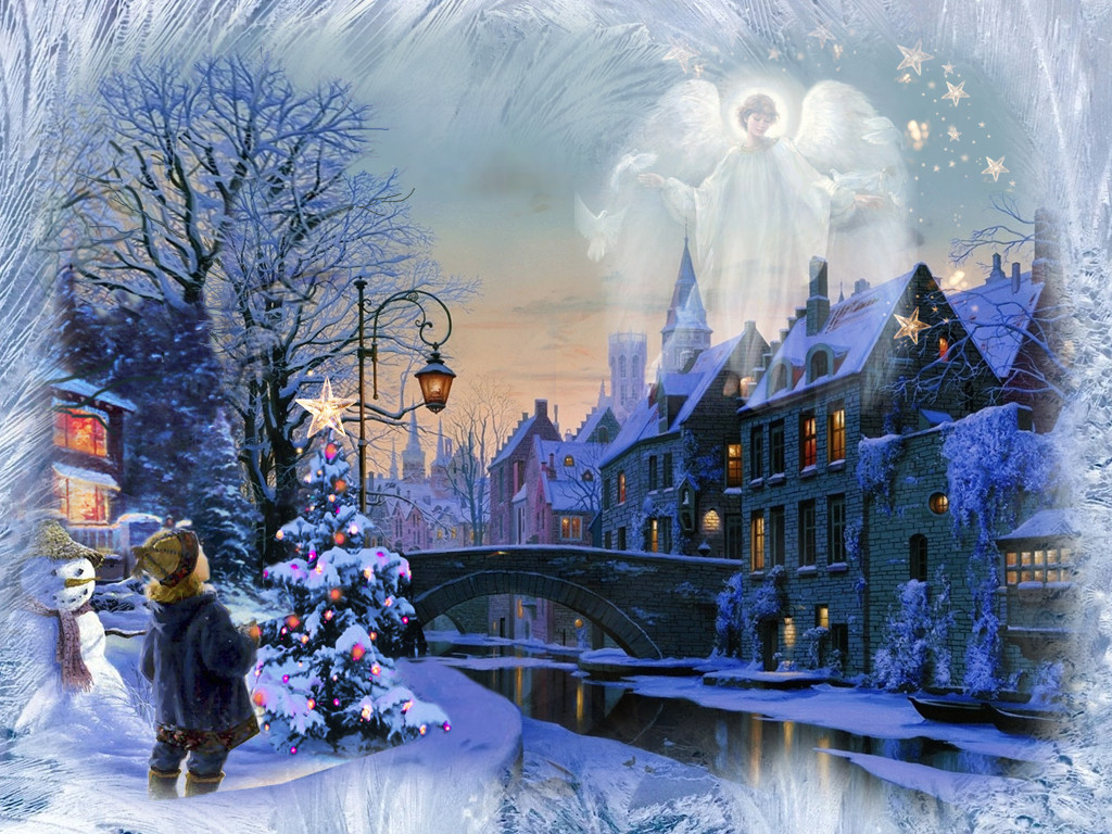 стоит сравнивать смотреть сказочные картинки зимние приготовления