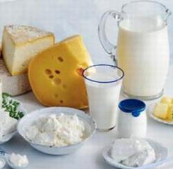 Сыр и молоко