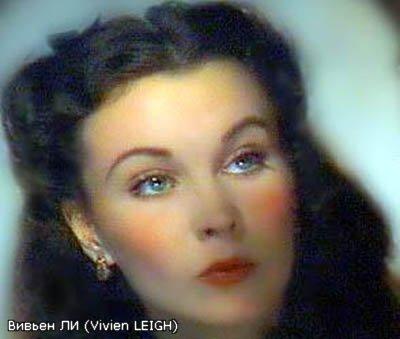 портрет актрисы