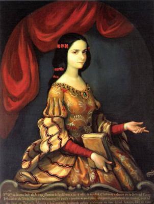 мексиканская поэтесса