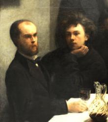 Верлен и Рембо