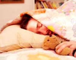 Беззаботный сон