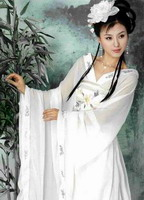 Красавица-китаянка