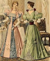 Красавицы девятнадцатого века