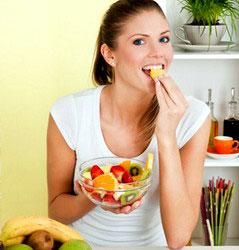 Ешьте фрукты