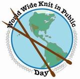День вязания на публике