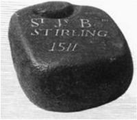 Керлинг. Камень 1511