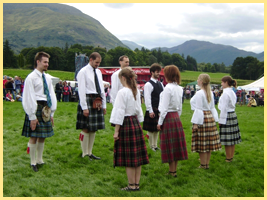 Кантри-танцы (Scottish Country Dancing)