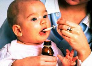 Ребенок и лекарство