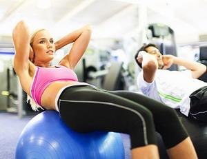 Спортивные упражнения