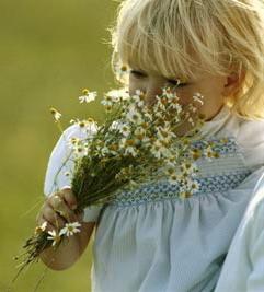 Дети и эфирные масла