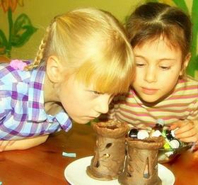 Дети и аромалампа