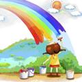 Сказание о том, как появилась радуга