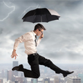 О важности сломанных зонтов