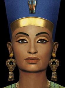 Макияж Нефертити