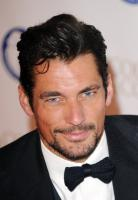 David Gandy attends the annual Collars and Coats gala ball in aid of Battersea Dogs &...