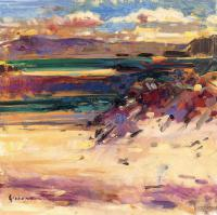 Peter Graham Roi (����� ������). Mull from Iona