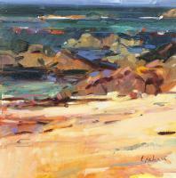 Peter Graham Roi (����� ������). The Machair, Iona