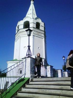 Колокольня Вознесенского собора