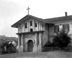 Миссия Долорес