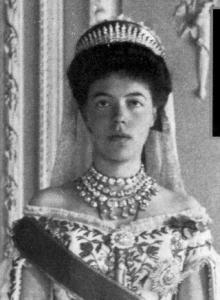 Ольга Александровна Романова-Куликовская
