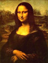 Портрет работы Да Винчи