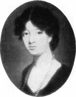 Портрет жены В. Скотта