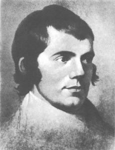 шотландский поэт Роберт Бернс