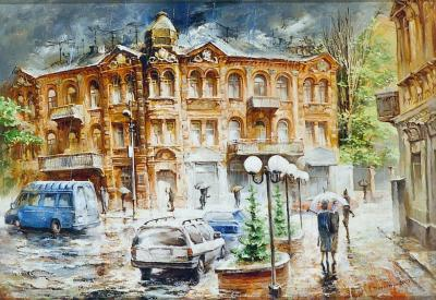 Тарасенко Владимир, Rain Over Kharkov Street