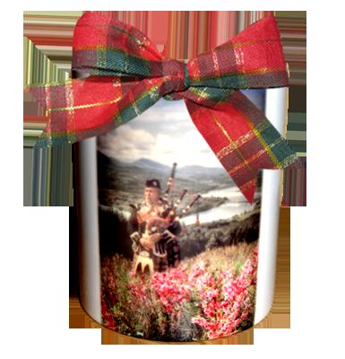 """Кружка с логотипом """"Маленькая Шотландия"""""""