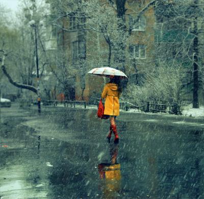 Девушка осенью задом картинки