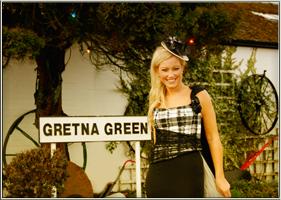 "Шотландская деревушка Гретна-Грин: ""свадьба на наковальне"""