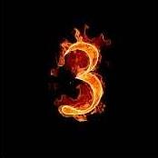 Число три