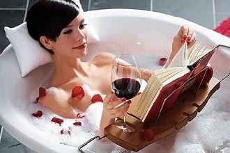 Девушка в ванной в пене фото 581-639
