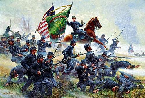 a yankees argument of post civil war reconstruction