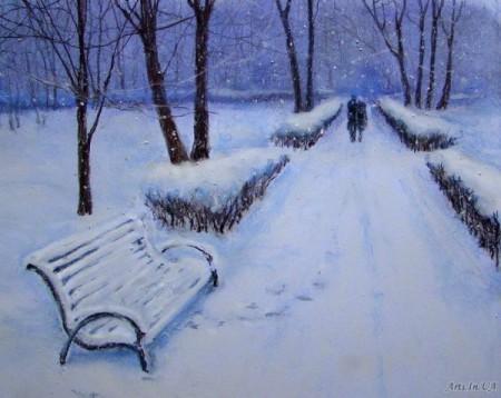 Песня на стихи пастернака снег идет скачать
