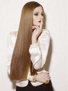 Красивые здоровые волосы уход